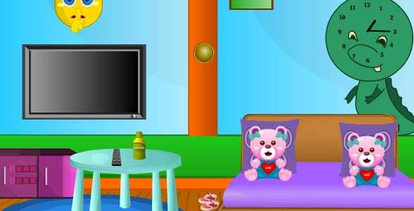 Escape Game: Locked Play School Escape