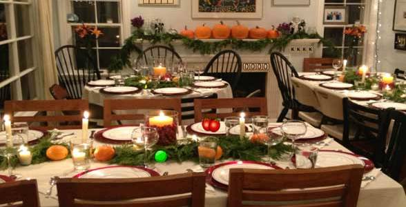 Knf Happy Thanksgiving House Escape