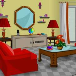 Knf Lovely Living Room Escape Walkthrough Small Apartment Kitchen Design Play Toon House The Best Games Online Gorgeous