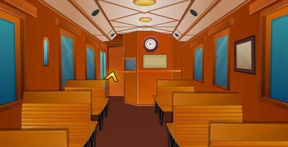 5N Can You Escape: Boy In Train 2