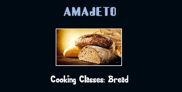 Cooking Classes: Bread