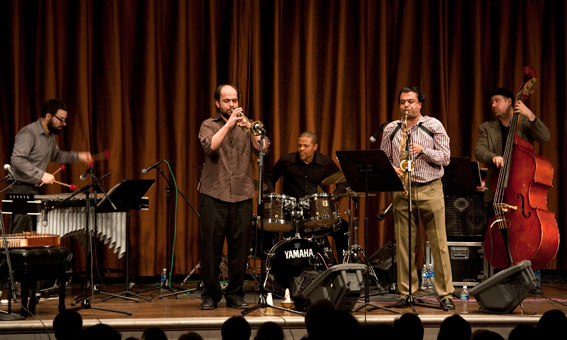 Iraqi Jazz Fusions: Amir ElSaffar's Two Rivers | Freer|Sackler