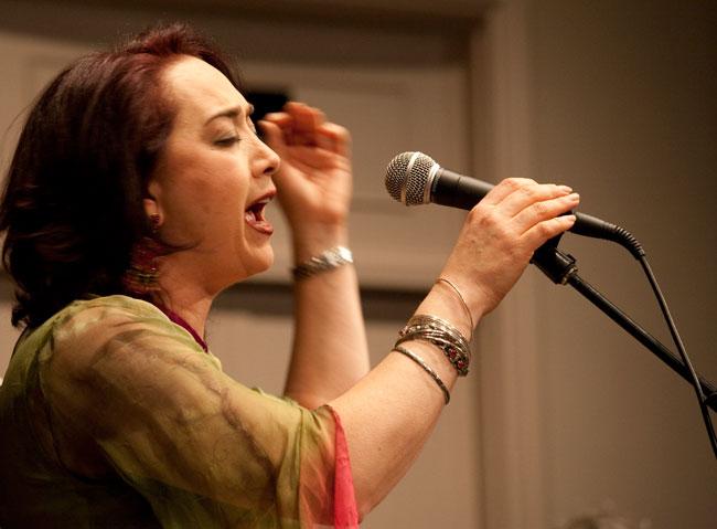 Music for the Persian New Year: Mamak Khadem | Freer|Sackler