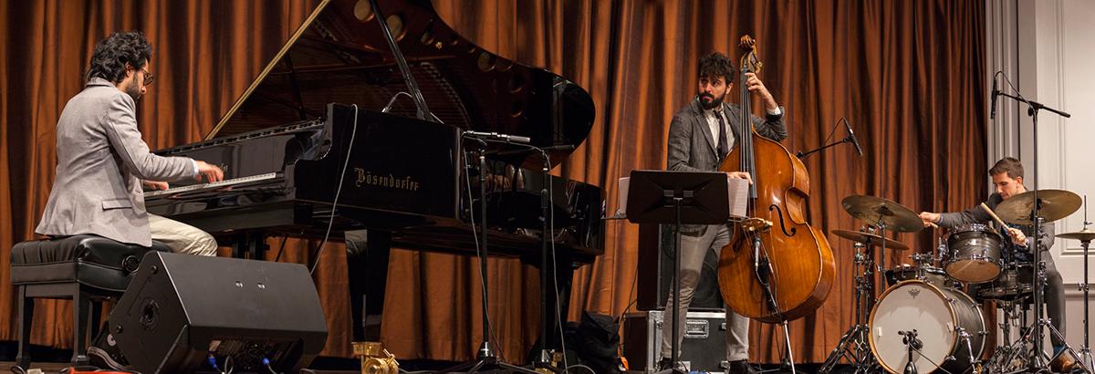 A Jazz Take on Classic Arab Song: Tarek Yamani Trio | Freer