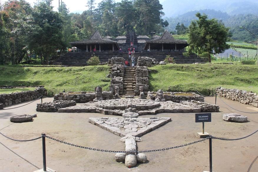 Candi Cetho on Gunung Lawu