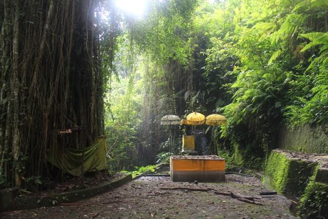 Unknown bathing site, Bali