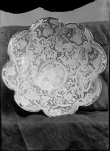 Sevruguin, Antoin,; b&w ; 16.5 cm. x 12 cm.; Myron Bement Smith Collection: Antoin Sevruguin Photographs. Freer Gallery of Art and Arthur M. Sackler Gallery Archives. Smithsonian Institution, Washington D.C. Gift of Katherine Dennis Smith, 1973-1985