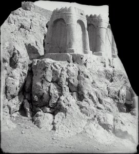 Sevruguin, Antoin,; b&w ; 18.4 cm. x 20.2 cm.; Myron Bement Smith Collection: Antoin Sevruguin Photographs. Freer Gallery of Art and Arthur M. Sackler Gallery Archives. Smithsonian Institution, Washington D.C. Gift of Katherine Dennis Smith, 1973-1985
