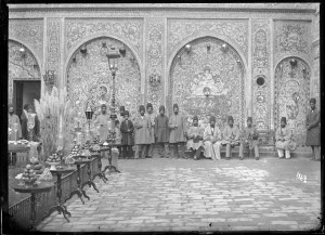 Sevruguin, Antoin,; b&w ; 17.9 cm. x 12.7 cm.; Myron Bement Smith Collection: Antoin Sevruguin Photographs. Freer Gallery of Art and Arthur M. Sackler Gallery Archives. Smithsonian Institution, Washington D.C. Gift of Katherine Dennis Smith, 1973-1985
