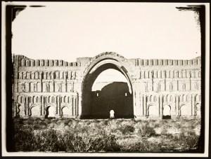 Taq-i Kisra (Arch of Khusrow)
