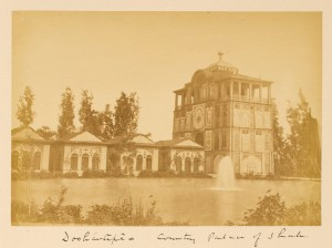 Sevruguin, Antoin,; b&w ; 20.8 cm. x 14.4 cm.; Stephen Arpee Collection of Sevruguin Photographs. Freer Gallery of Art and Arthur M. Sackler Gallery Archives. Smithsonian Institution, Washington D.C., 2011.