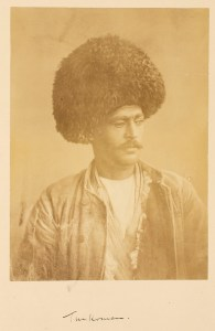 Sevruguin, Antoin,; b&w ; 15.9 cm. x 11.9 cm.; Stephen Arpee Collection of Sevruguin Photographs. Freer Gallery of Art and Arthur M. Sackler Gallery Archives. Smithsonian Institution, Washington D.C., 2011.