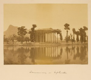 Sevruguin, Antoin,; b&w ; 23.6 cm. x 17.1 cm.; Stephen Arpee Collection of Sevruguin Photographs. Freer Gallery of Art and Arthur M. Sackler Gallery Archives. Smithsonian Institution, Washington D.C., 2011.
