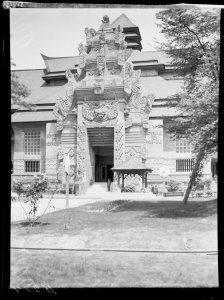 Original Dutch East Indies Pavilion