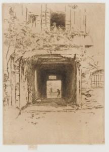 Doorway and Vine
