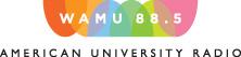 WAMU 88.5 American University Radio