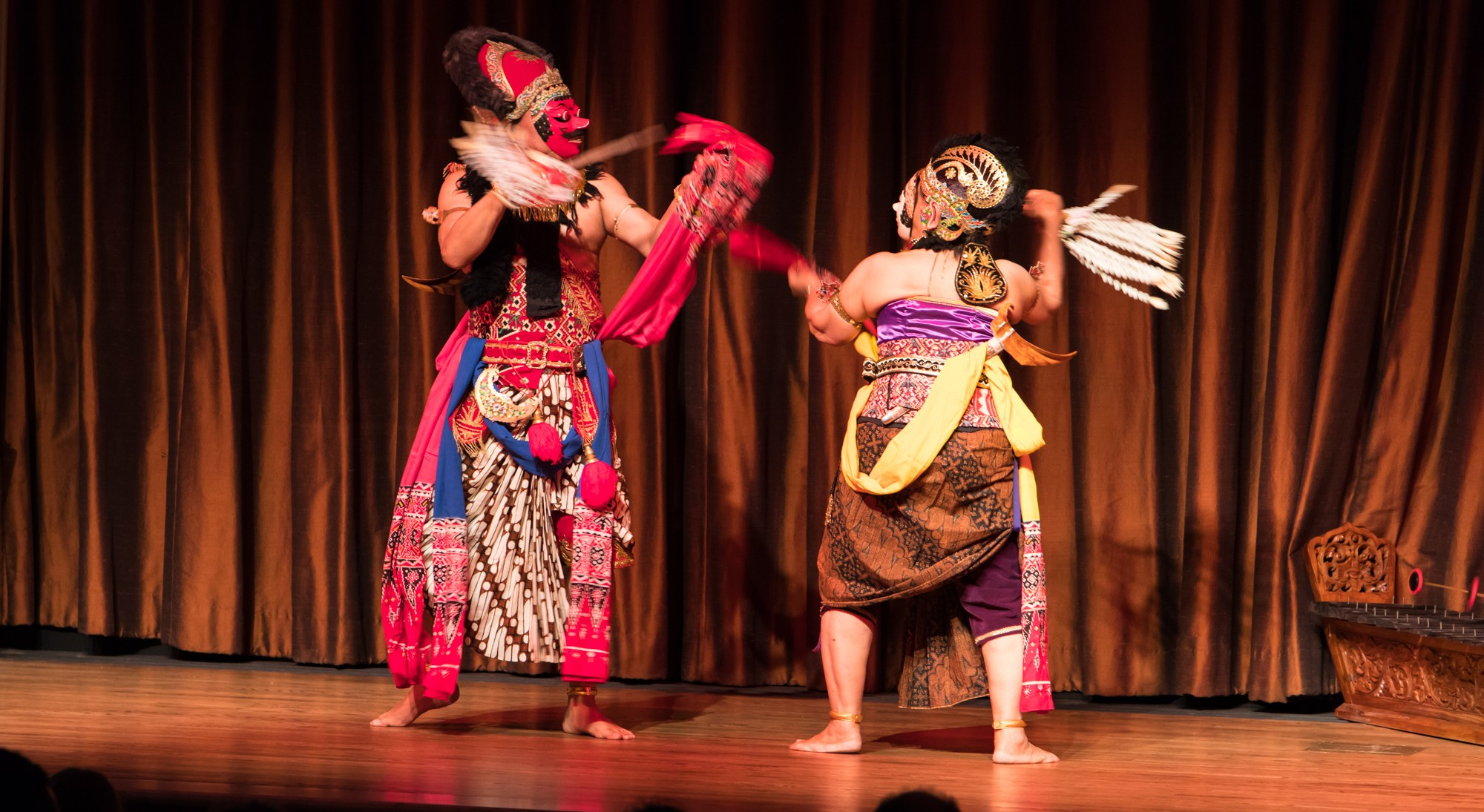 Dance from Indonesia: Classical and Modern