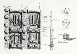 sketch documenting design
