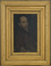 Portrait of Charles Lang Freer