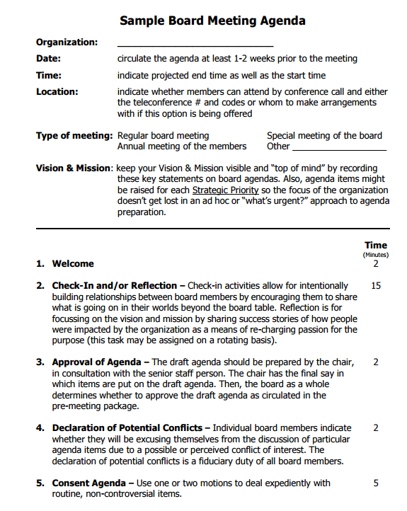 draft agenda template - Kani.webpa.co
