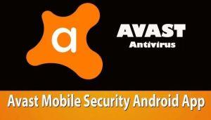 Avast Mobile Security Pro APK