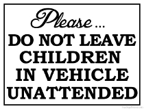 Printable Business Signs