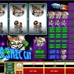 Cosmic Cat Slot Machine