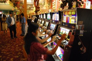century downs casino and racetrack Slot