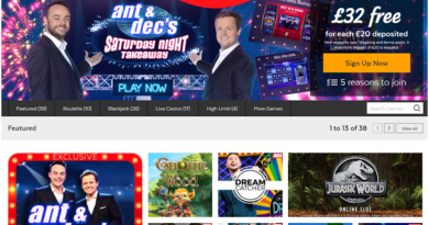 32 red online casino Ireland