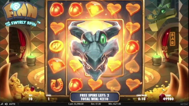 4 free spin games