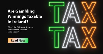 Are Gambling Winnings Taxable in Ireland - Recreational vs Trader