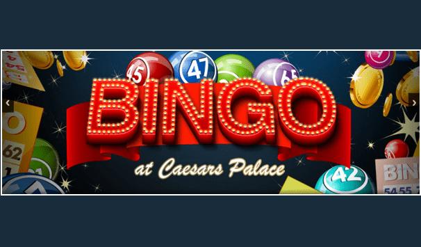 Caesars Palace Bingo