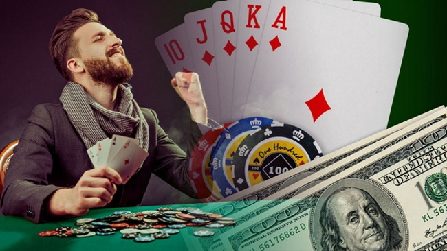 Can I make real money on a poker site