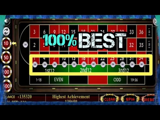 Can I win 100% with Roulette Strategy
