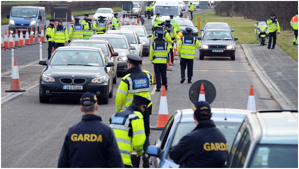 Drinking Driving Rules in Ireland