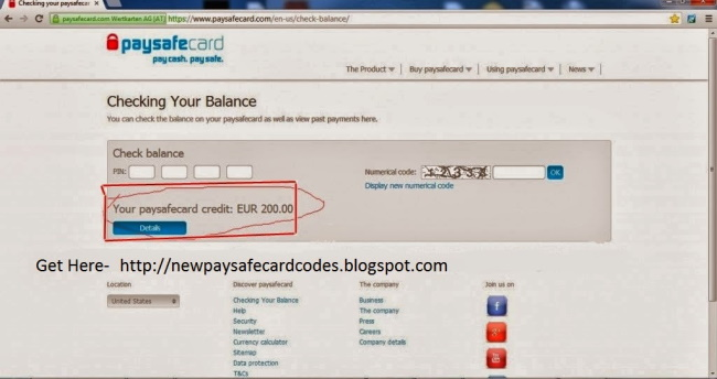 How to get a refund of the balance of Paysafecard PIN