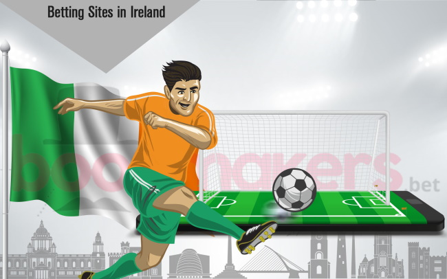 Ireland is popular for sports betting also