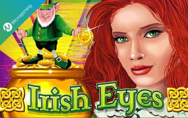 Irish Eyes Slot Game