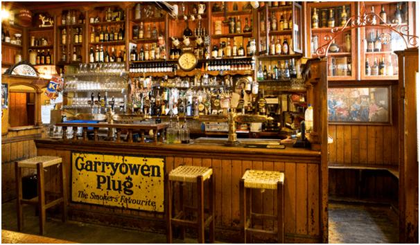 Irish beer and pubs