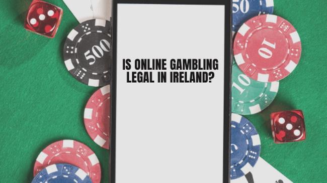 Is poker legal in Ireland