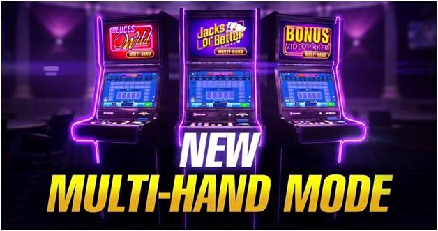 Multi Hand Poker Kama Games