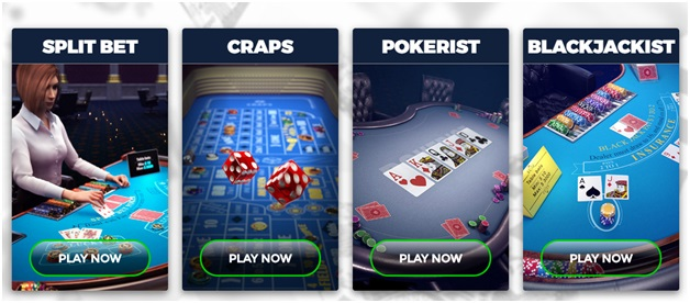 Craps table added to Kama Games App
