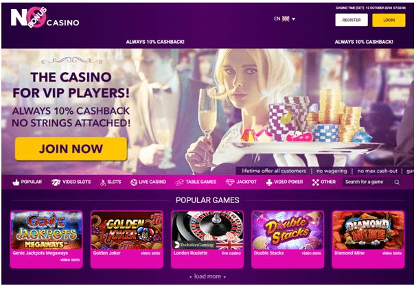 No Bonus Casino Ireland