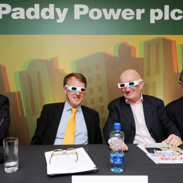 Paddy Power and Betfair Collaborating is Paying Off