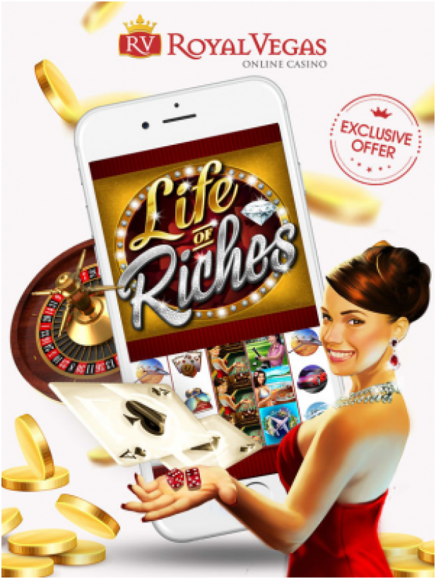 Royal Vegas Casino Ireland- Loyalty