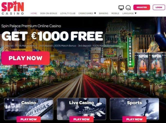 Spin Casino Euros