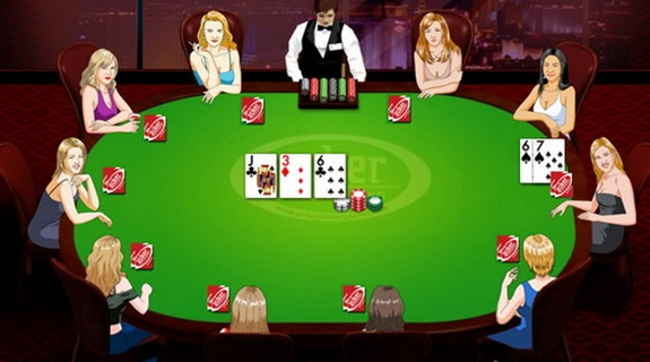 Which poker games are available online