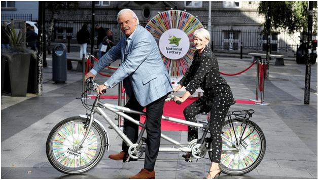 Winning Streak National Lottery TV SHow