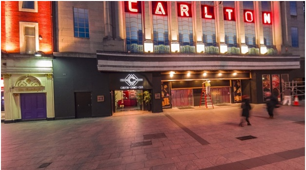 what games you can play at carlton casino club in dublin