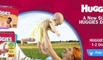Free Samples of Huggies Diapers